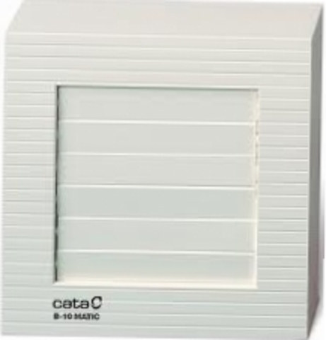 Накладной вентилятор Cata B-15 Matic