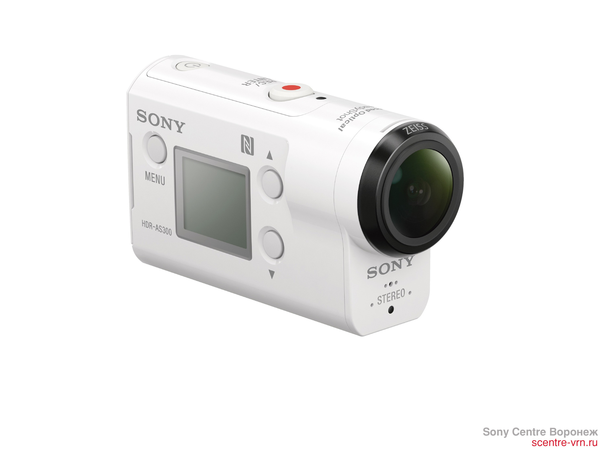 Купить Sony Action Cam HDR-AS300 в Sony Centre Воронеж
