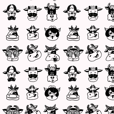 Коровки и бычки
