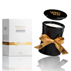 Массажная аромасвеча BEWITCHING MASSAGE CANDLE - 120 мл.