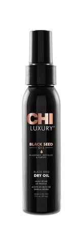 Масло сухое CHI Luxury с экстрактом семян чёрного тмина, 89 мл