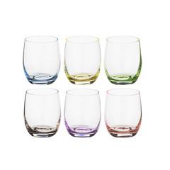 Набор цветных стаканов для виски Rona «Rainbow», фото 2