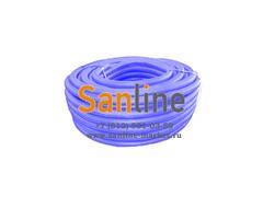 Труба гофра ПНД (25) d=40 Синяя 30м