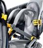 Картинка рюкзак-переноска Deuter Kid Comfort III Black-Granite