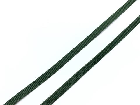 Резинка отделочная хаки 6 мм