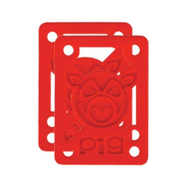 Подкладки PIG Piles Hard Risers (Red)