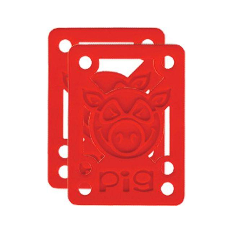 Подкладки PIG Piles Hard Risers (Red)