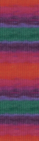 Пряжа Burcum batik (Alize) 4343, фото