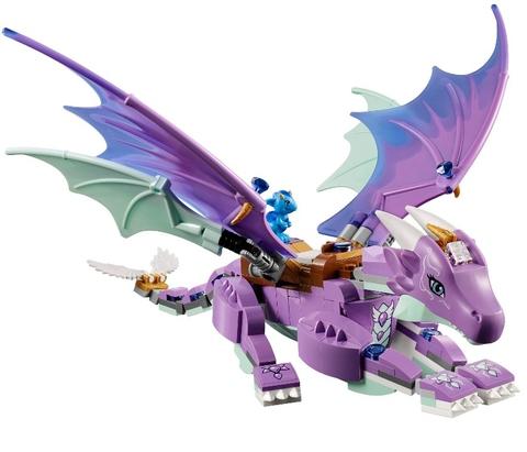 LEGO Elves: Логово дракона 41178 — Elf Dragon Sanctuary — Лего Эльфы