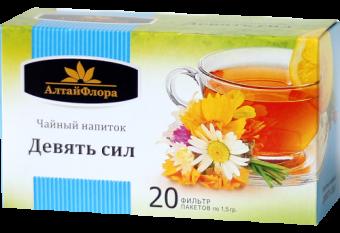 Чай травяной алтайский