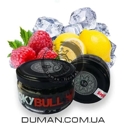 Табак Smoky Bull Raspberry Lemon Ice (Смоки Булл Лед Малина Лимон)  Medium