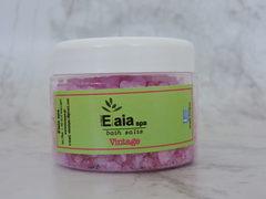 Морская соль для ванны аромат Винтаж ElaiaSpa