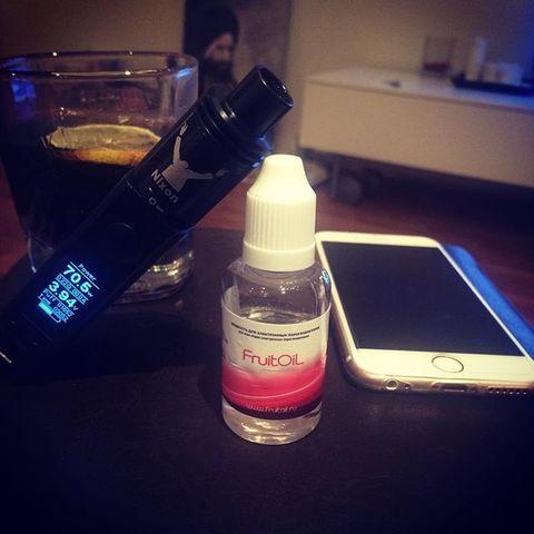 Жидкость для электронных сигарет FruitOiL оптовые закупки (Оптовый Заказ)
