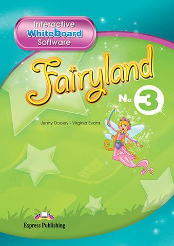 Fairyland 3 - Interactive Whiteboard Software (ПО для интерактивной доски - интерактив, совместимо с Starlight 3)