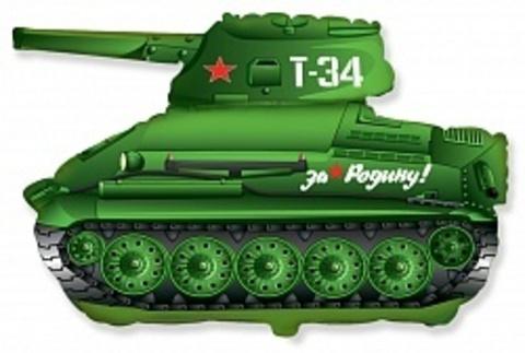 Шар танк Т-34