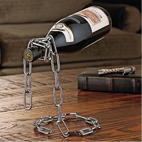 Подставка для бутылки «Цепь»