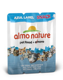 Almo Nature Azul Label Snack Cat Tuna Колбаски для кошек