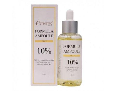 Сыворотка для лица с витамином С ESTHETIC HOUSE Formula Ampoule Vita C