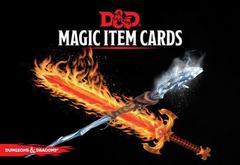 Magic Item Card Deck
