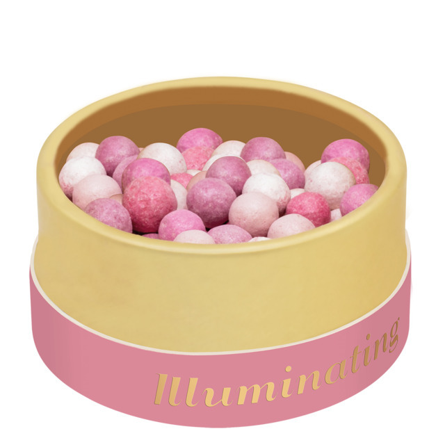 Dermacol Beauty Powder Pearls Придающая сияние пудра, исполненная в форме маленьких шариков, 25гр
