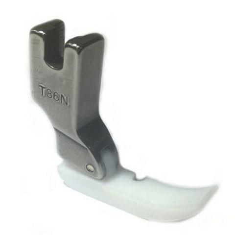 Лапка для вшивания молнии фторопластовая правая Т36N (6 мм) | Soliy.com.ua