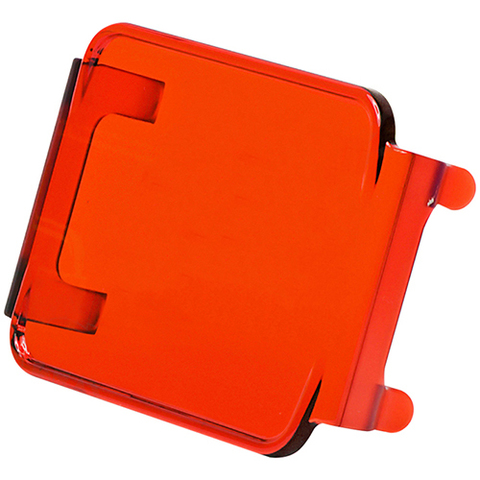 Светофильтр фары , цвет красный ALO-AC2WR ALO-AC2WR  фото-1