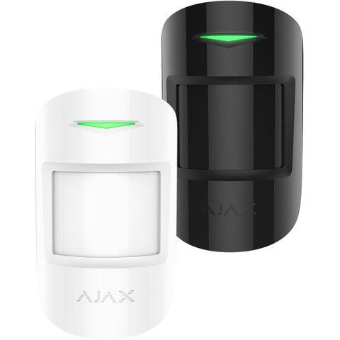 Извещатель охранный комбинированный Ajax CombiProtect