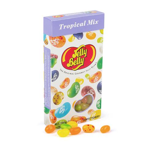 Конфеты Jelly Belly «Тропическое ассорти» 150 гр. в коробке