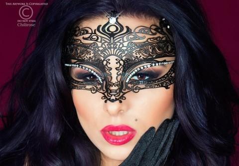Таинственная маска Chilirose