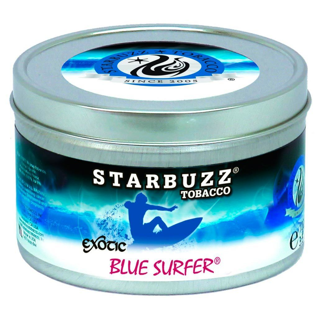 Табак для кальяна Starbuzz Blue Surfer 250 гр.