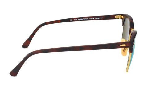 Clubmaster RB 3016 1145/19 Flash Lenses