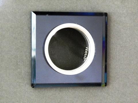 Светильник встраиваемый 7003 Черный