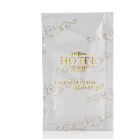 Гель для душа Hotel 10 мл саше (500 штук в упаковке)