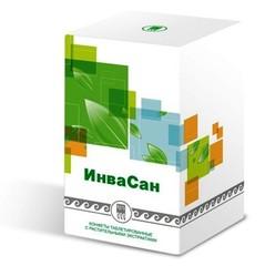 Конфеты таблетированные с растительными экстрактами ИнваСан