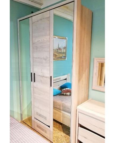 Шкаф  МАЛЕ 3-х дверный
