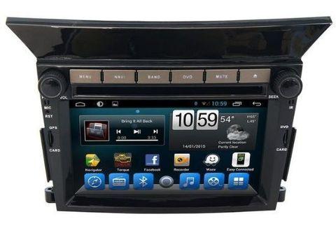 Магнитола Honda Pilot 2008-2015 Android 8.1 4/64GB IPS DSP модель KR-6225 S9