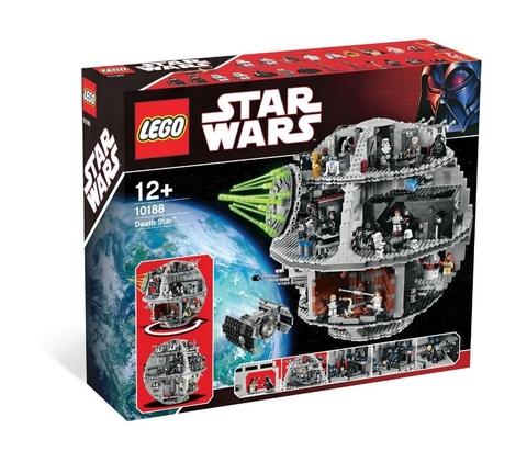 LEGO Star Wars: Звезда Смерти 10188 — Death Star 151 Лего Звездные войны Стар ворз — Лего Звездные войны Стар Ворз