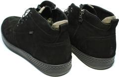 Модные мужские ботинки зима Ikoc 1617-1 WBN.