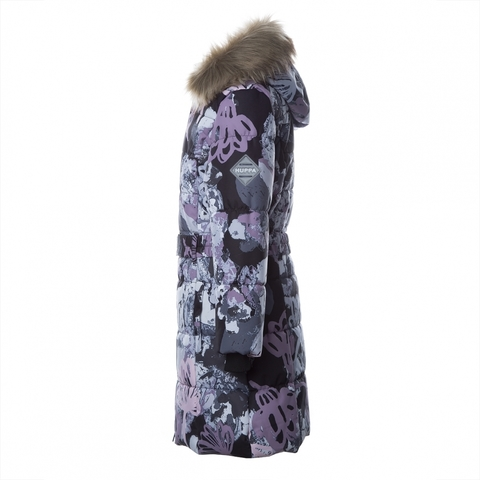 HUPPA YACARANDA зимнее пальто для девочки