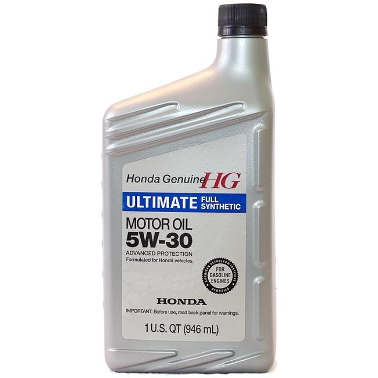 Honda Motoroil 5W-30 SN- специальное моторное масло для автомобилей Honda.