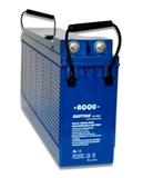 Аккумулятор для ИБП AQQU 12XFT100 (12V 100Ah / 12В 100Ач) - фотография