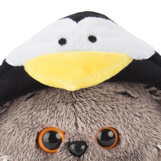 Кот Басик Baby в костюме пингвина