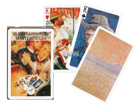 1122 Коллекционные карты