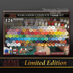 War Paints: Complete Wargamers Paint Set