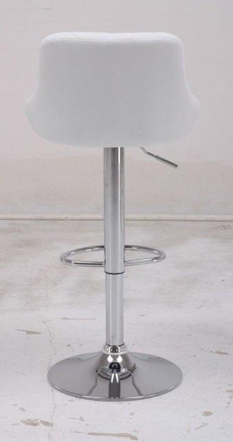 Стул барный BCR-102 White (белый)