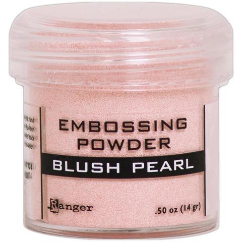 Пудра для эмбоссинга Ranger Ink- Blush Pearl