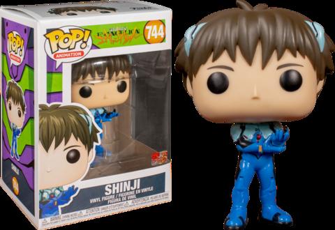 Evangelion Shinji Funko Pop! Vinyl Figure || Синдзи