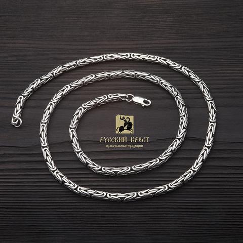 Серебряная цепь Кардинал.