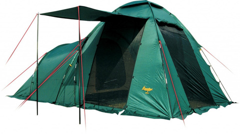 Палатка HYPPO 4 (цвет woodland)