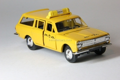GAZ-2402 Volga Taxi with plafond yellow Agat Mossar Tantal 1:43